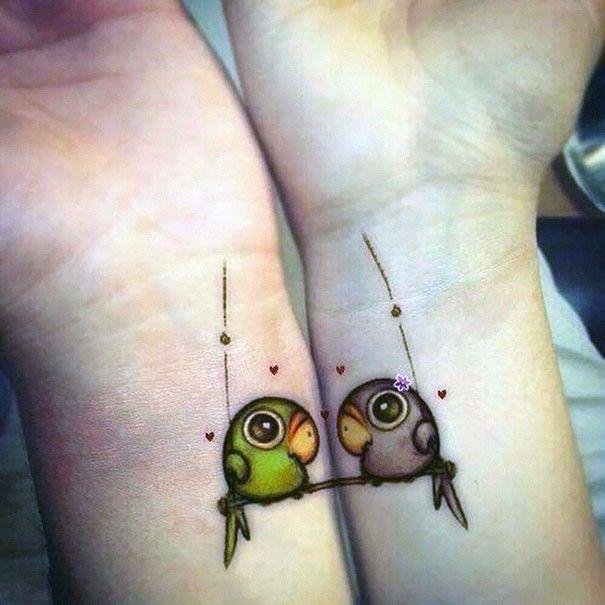 Tatuaże Dla Par Damskie Inspiracje Twoje źródło