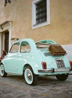 Fiat 500 Vintage w wersji Kabriooo !