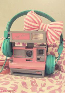 Pink i Vintage