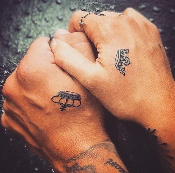 Tatuaże Dla Par Damskie Inspiracje Twoje źródło Inspiracji