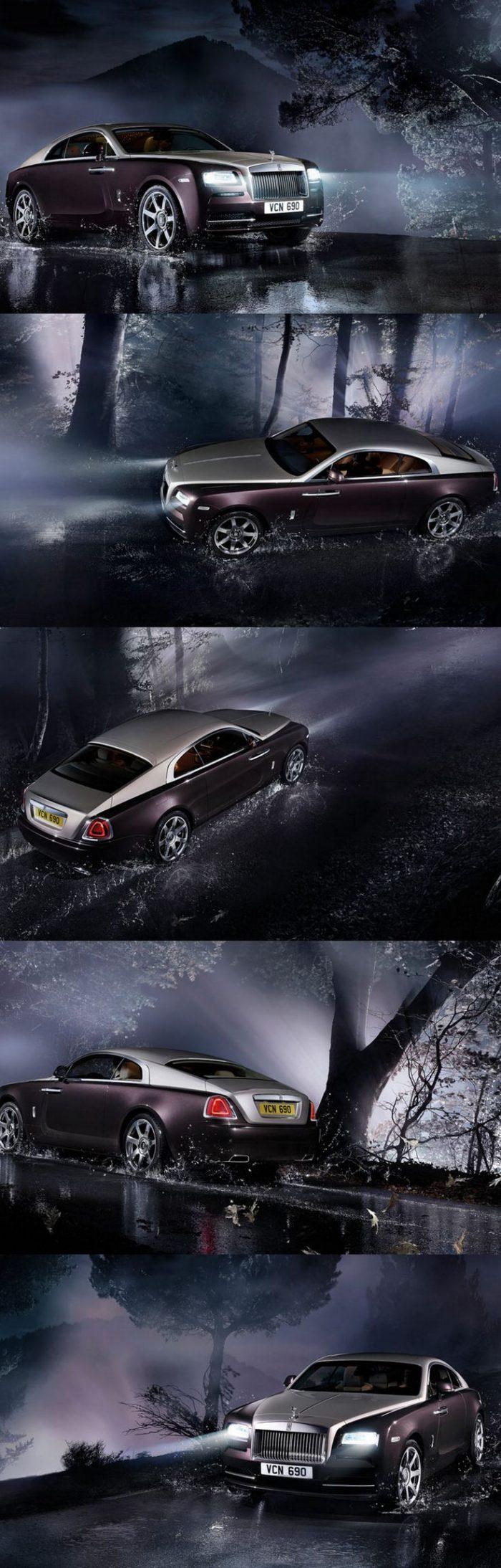 Rolls Royce, Marzenie