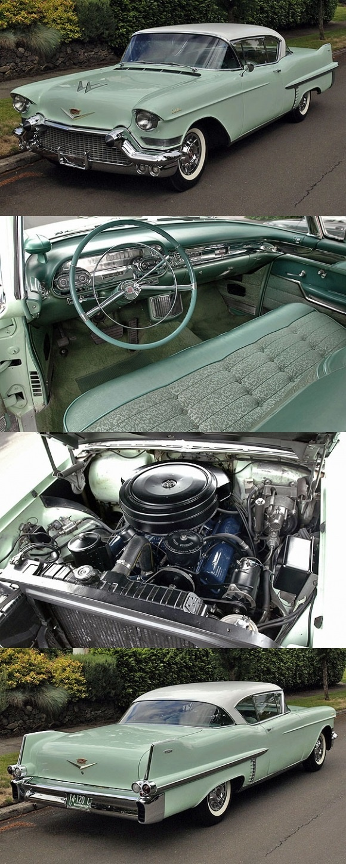 Piękne retro auto