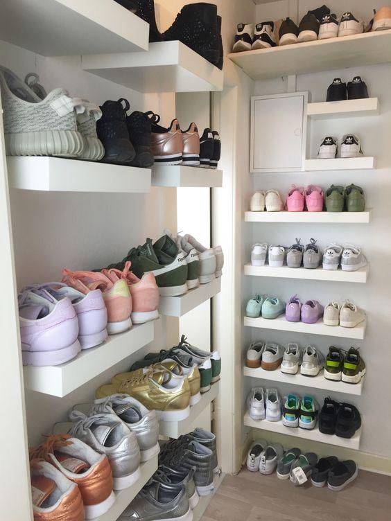 Garderoba na buty