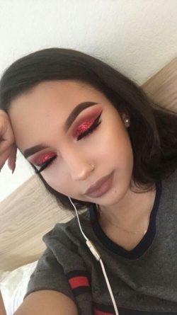 Makijaz oka