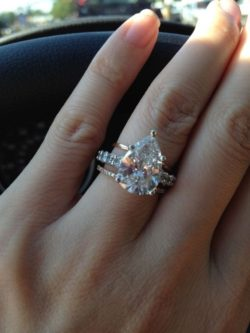 Biżuteria, pierścionek