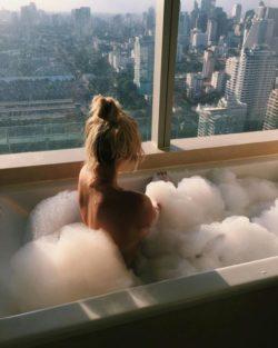Lifestyle, kąpiel