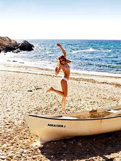 Lato, wakacje, plaża
