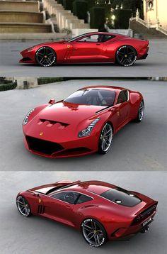 Piekne i szybkie auta