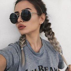 Okulary boho
