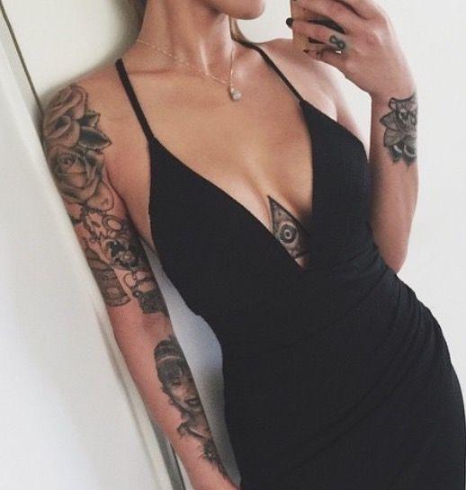 Tag Kobieta Tatuaz Rękaw Damskie Inspiracje Twoje źródło
