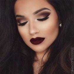 Elegancki makijaz