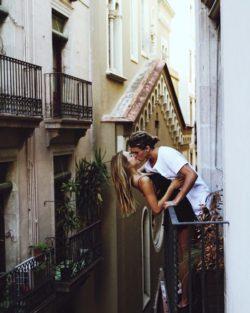 j❤️ Barcelona, Malediwy i Pocałunek