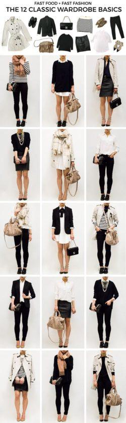 Stylizacje, Moda