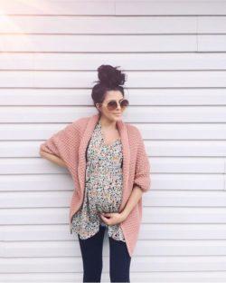 Brzuszek ciążowy