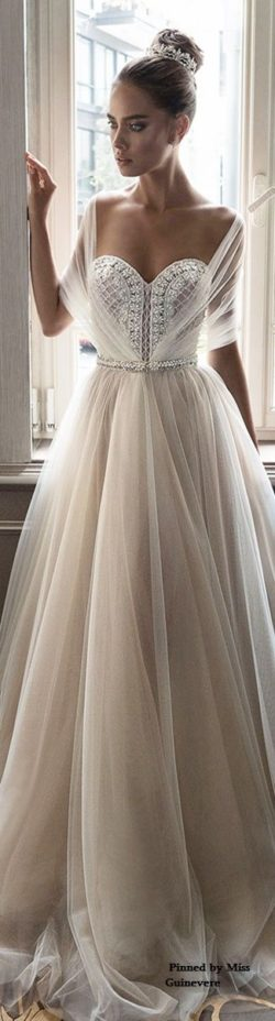 ♥ Ślubna suknia
