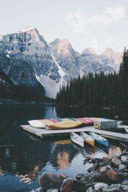 Jeziora, Podróże i Natura