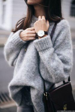 Swetry i Ubrania Na Zimę