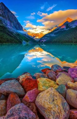 Natura, góry