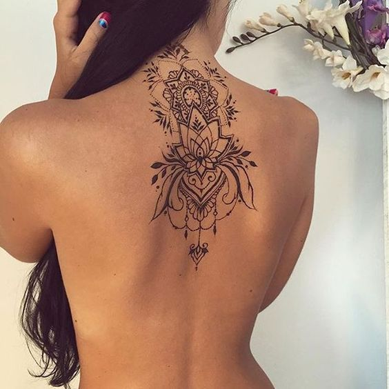 Kwiaty Lotosu Tatuaże Damskie Inspiracje Twoje źródło