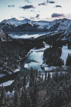 Góry, Jeziora