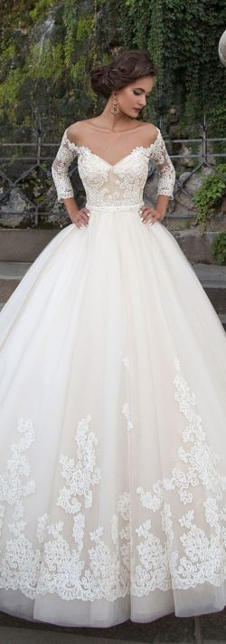 Nova, Sukienki ślubne
