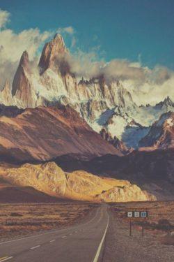 Patagonia, Santa cruz, Argentyna