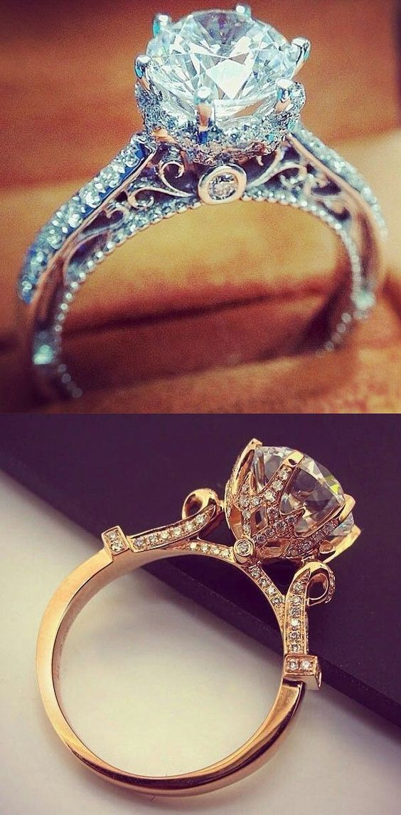 Pierścionki zaręczynowe