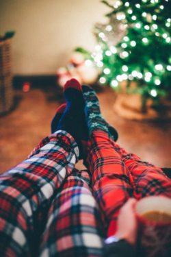 Boże narodzenie, Zima, love