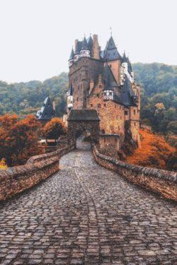 Zamek, architektura
