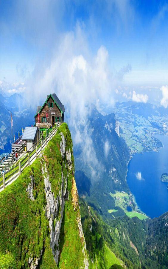 Austria, krajobraz