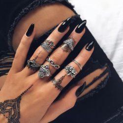 Henna, Tatuaż