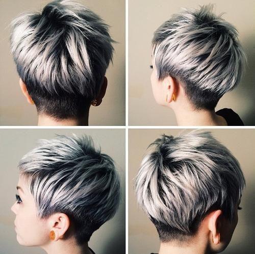 Krótkie Włosy Fryzury Damskie Inspiracje Twoje źródło