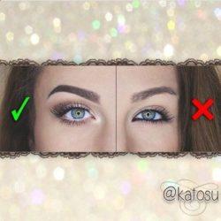 Poprawny makijaż oka