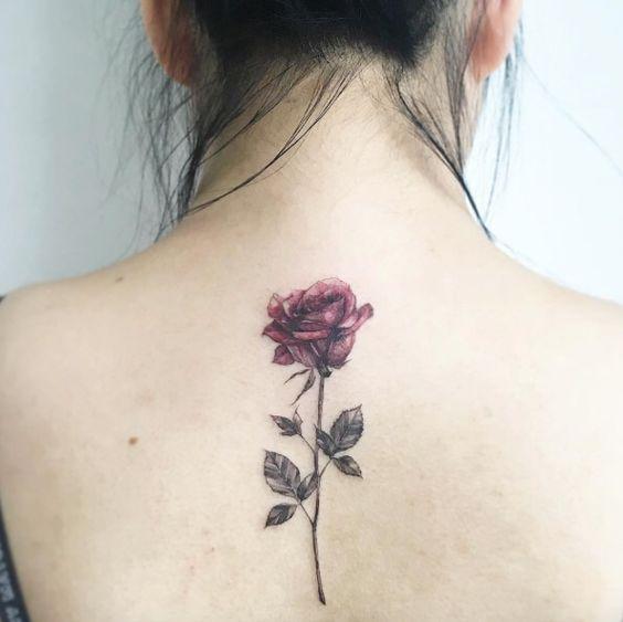 Plecy Tatuaż Damskie Inspiracje Twoje źródło Inspiracji