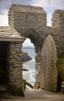 Cornwall,architektura