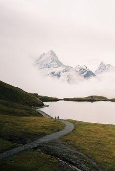 Gory, krajobraz, Natura