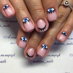 Festiwale, Sztuka malowania paznokci