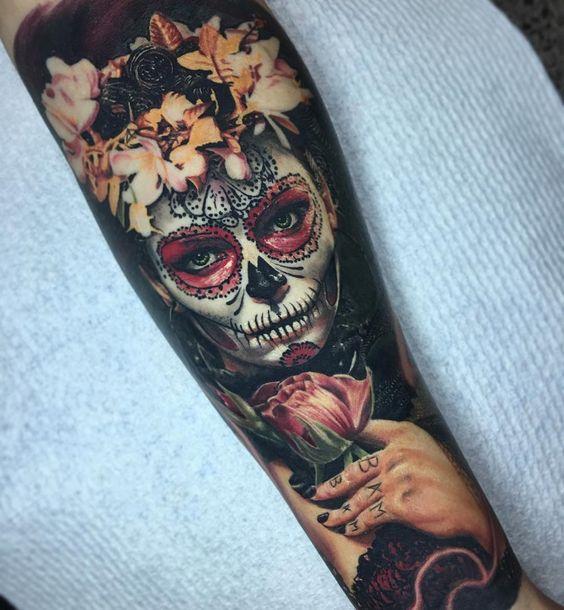 Tag Kolorowe Tatuaze Moda Trendy Reka Damskie