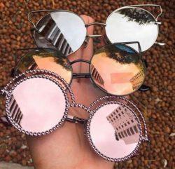 Okulary przeciwsłoneczne, Akcesoria