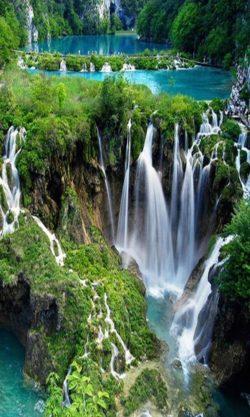 Wodospady, natura