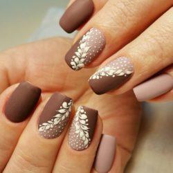 Oryginalne wzory, paznokcie hybrydowe