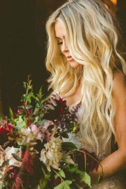 Blonde hair ♡