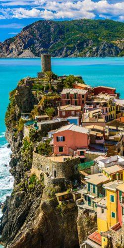 Wyspy, architektura, budowle