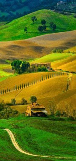 Włochy,natura, krajobraz