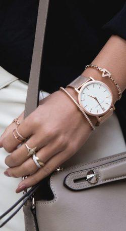 Zegarek, biżuteria