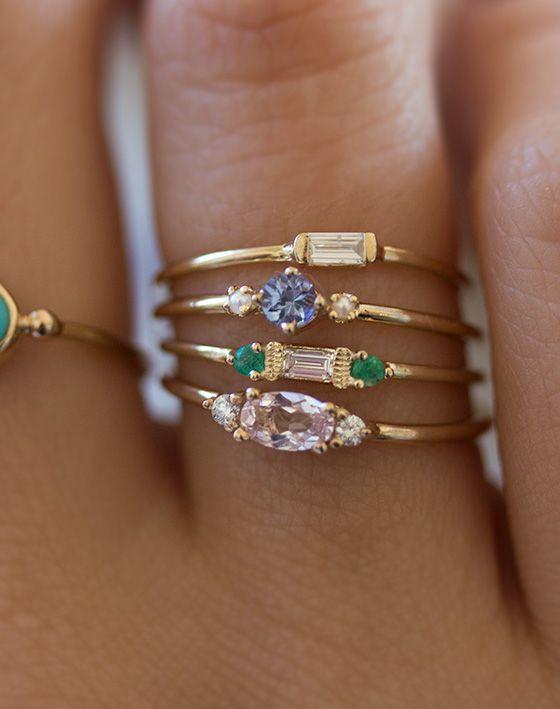 Biżuteria, pierścionki