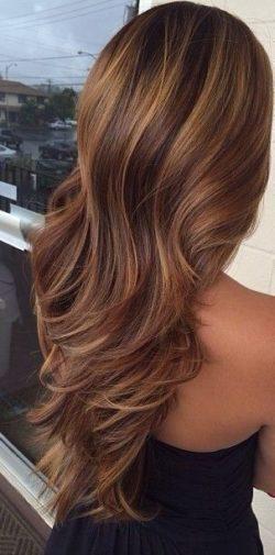 Włosy, długie , zadbane