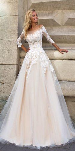 Sukienki ślubne, Moda 2017 ⭐