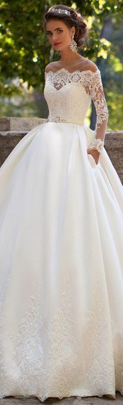 Sukienki ślubne ♡