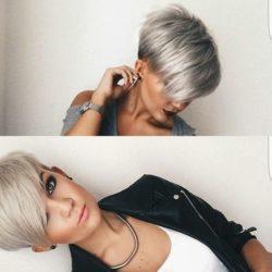 Krótkie włosy, modne fryzury